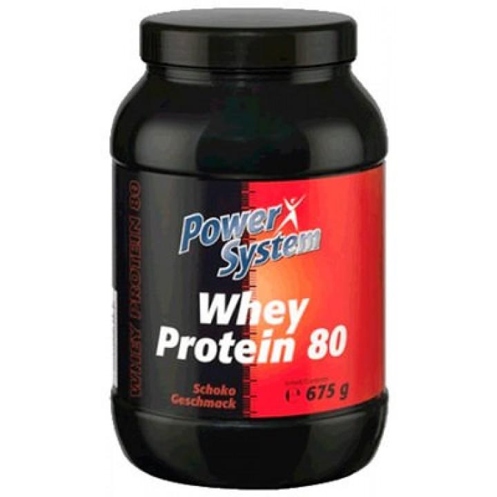 Протеин Whey Protein 80