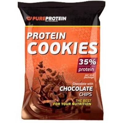 Протеиновое печенье PureProtein Сookies 35%