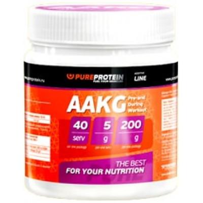 Аргинин альфа-кетоглютарат PureProtein AAKG