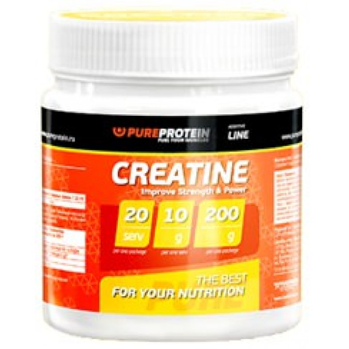 Креатин PureProtein Creatine Additive Line