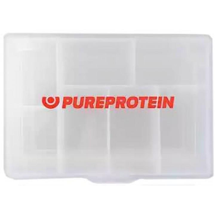 Бокс для капсул и таблеток PureProtein PillBox Pure