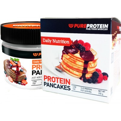 Заменители питания Protein Pancakes