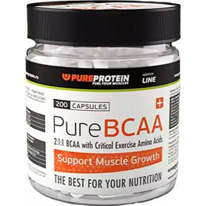 Аминокислоты PureProtein Pure BCAA