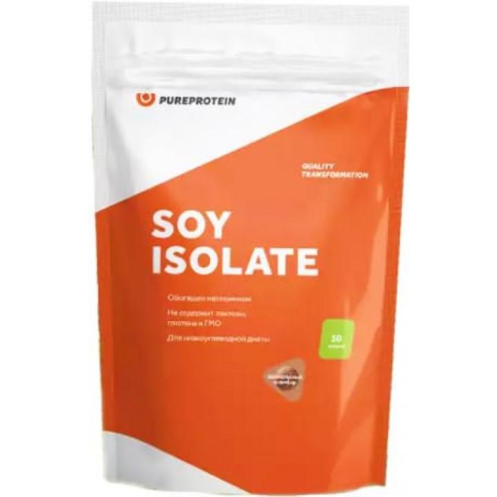 Протеин соевый PureProtein Soy Isolate