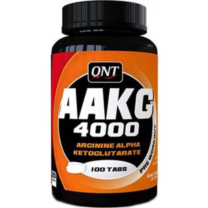Аргинин ААКГ QNT AAKG 4000