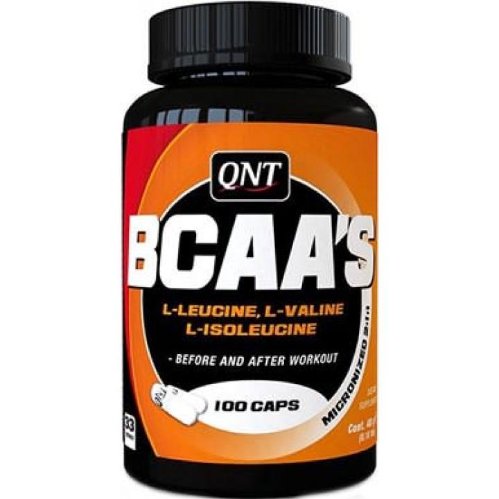 Аминокислоты QNT BCAAs