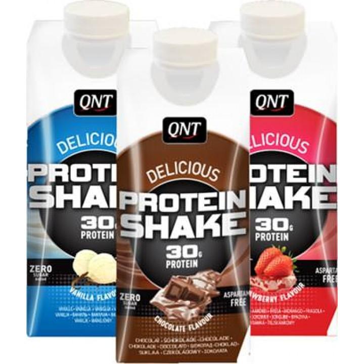 Протеиновый коктейль QNT Delicious Protein Shake