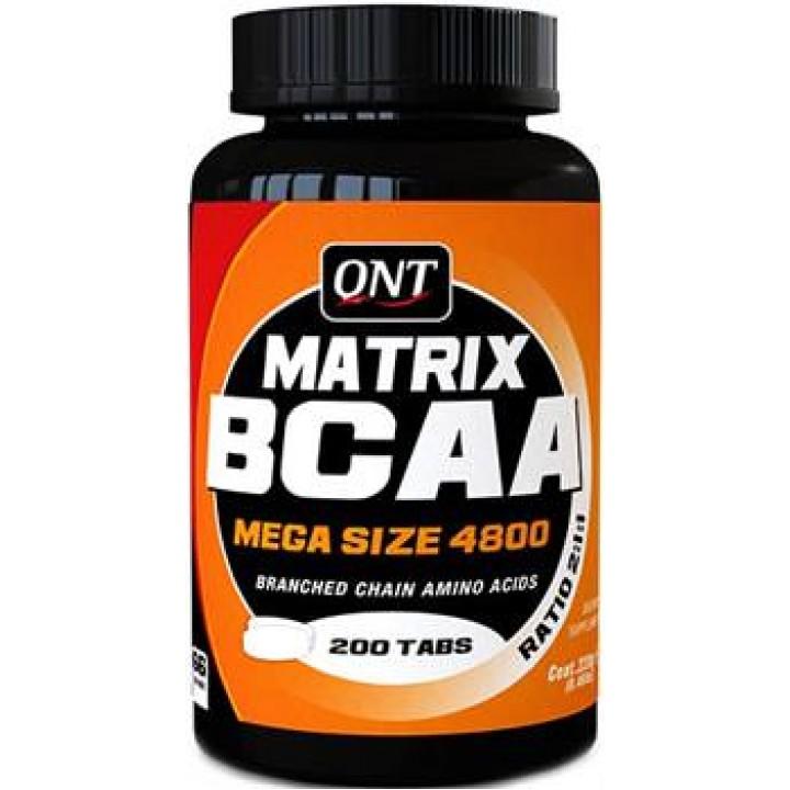 ВСАА QNT Matrix BCAA 4800