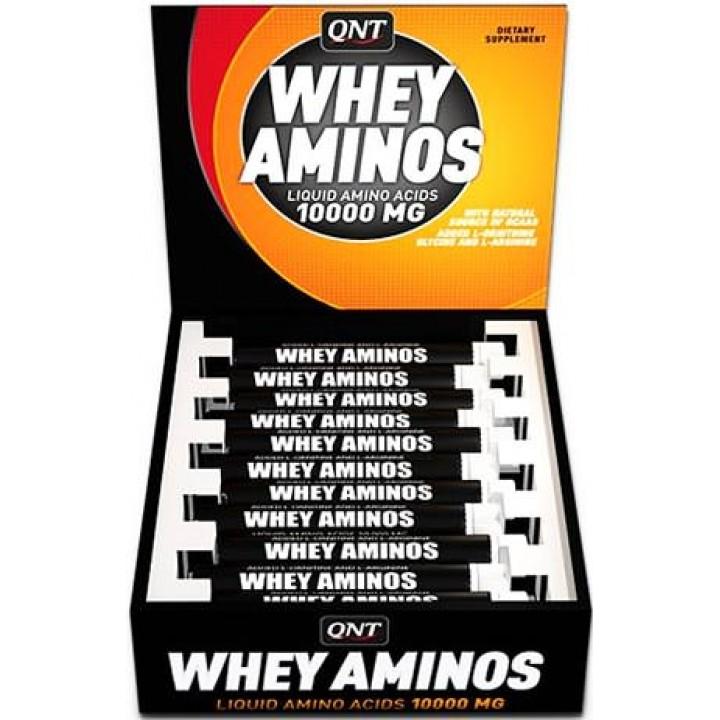 Жидкие аминокислоты QNT Whey Aminos 10000 Liquid