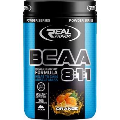 Аминокислоты RealPharm BCAA 8-1-1