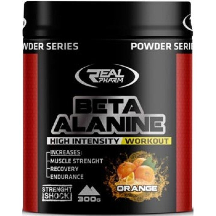 Бета-аланин Real Pharm Beta-Alanine