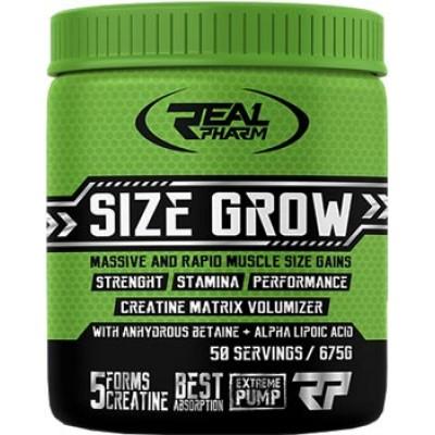 Креатиновый комплекс Real Pharm Size Grow