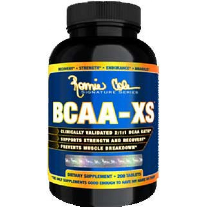 Аминокислоты BCAA-XS от Ronnie Coleman