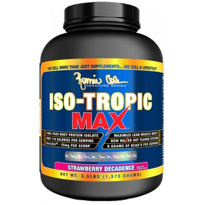 Протеин Iso-Tropic MAX