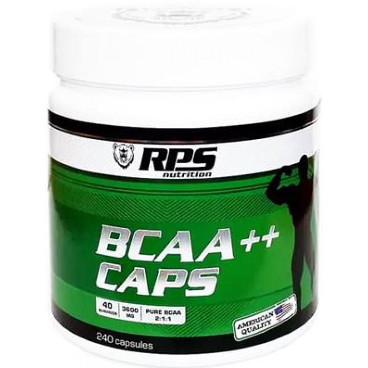 Аминокислоты BCAA 2-1-1 от RPS