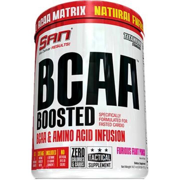 Аминокислоты BCAA Boosted от SAN