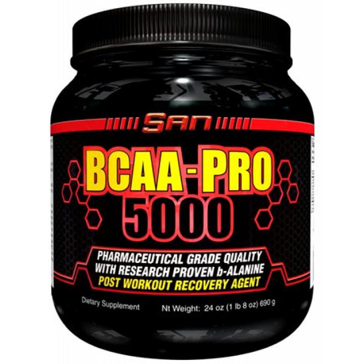 Аминокислоты BCAA-PRO 5000 от SAN