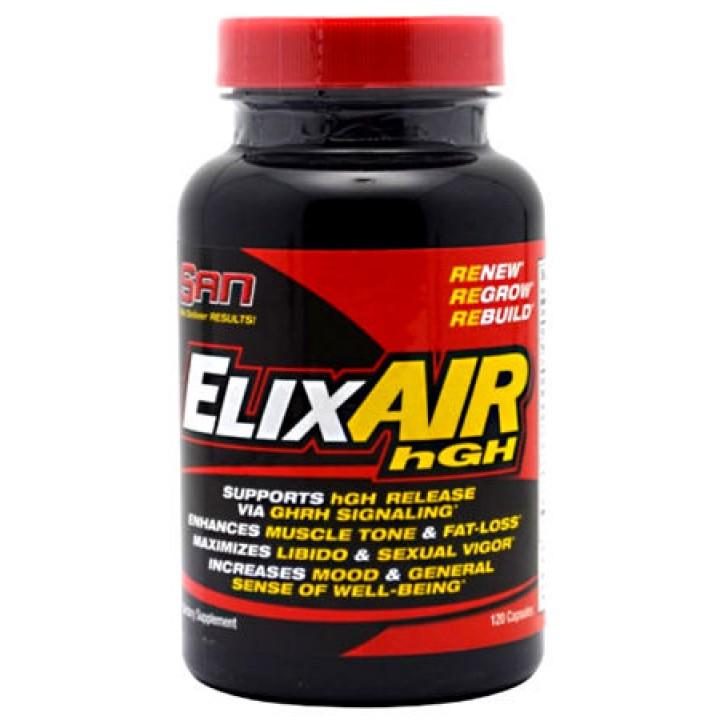 Активаторы гормона роста Elixair hGH