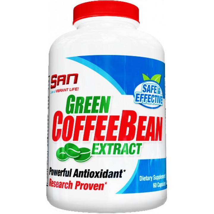 Экстракт зеленых кофейных зерен SAN Green Coffee Bean