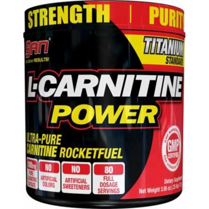 Карнитин SAN L-Carnitine Power (112 гр)