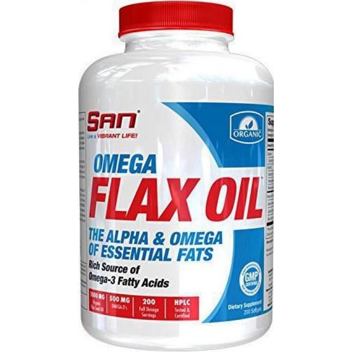 Омега-3 SAN Omega Flax Oil