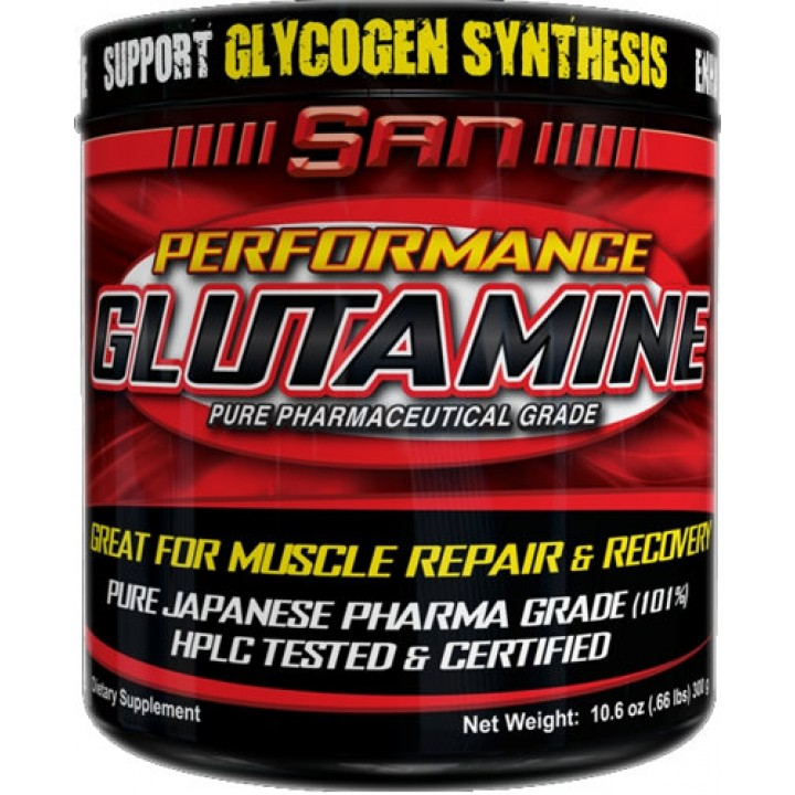 Глютамин SAN Performance Glutamine