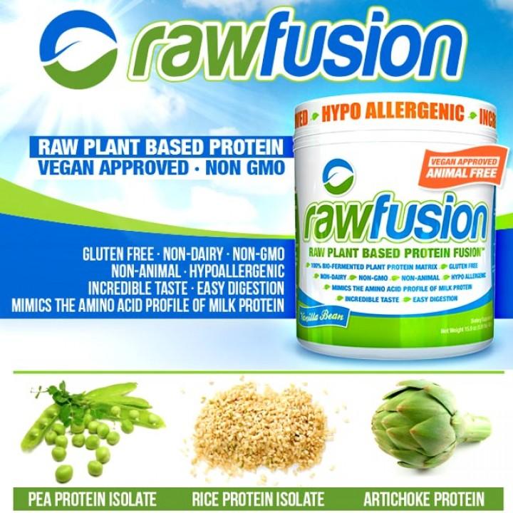 Протеин Raw Fusion