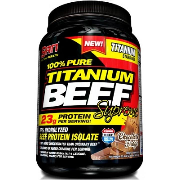 Протеин Titanium Beef Supreme