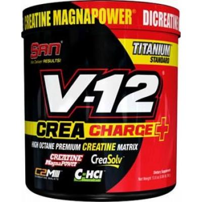 Креатин SAN V-12 with Crea-Charge+