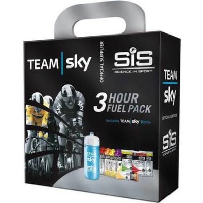 Набор для кардио тренировок SiS Team SKY 3 Hour Fuel Pack