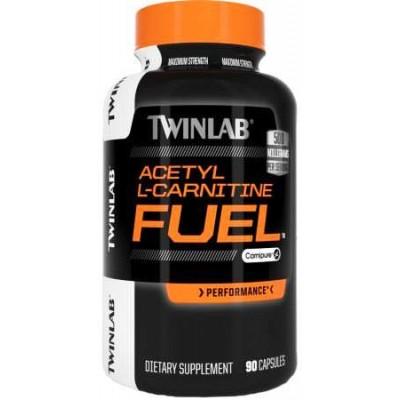 Карнитин Twinlab Acetyl L-Carnitine Fuel
