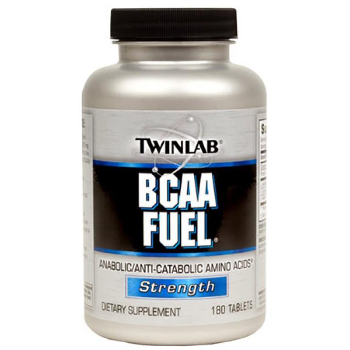 Аминокислоты Twinlab BCAA Fuel
