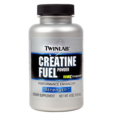 Креатин моногидрат Twinlab Creatine Fuel Powder