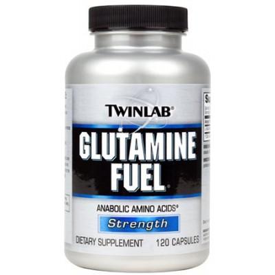 Глютамин Twinlab Glutamine Fuel Caps