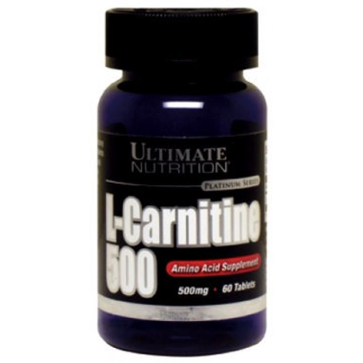 Карнитин Ultimate Nutrition L-Carnitine 500