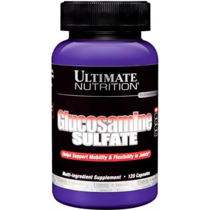 Для связок и суставов Glucosamine Sulfate