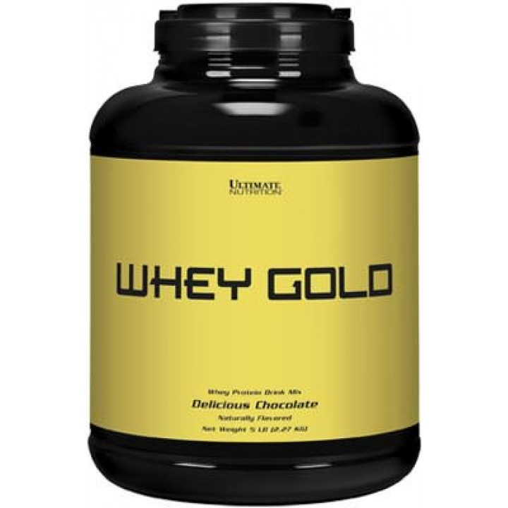 Протеин Whey Gold Ultimate Nutrition