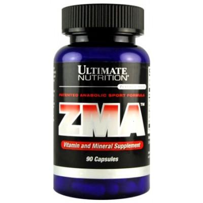 Повышение тестостерона ZMA Platimun Series