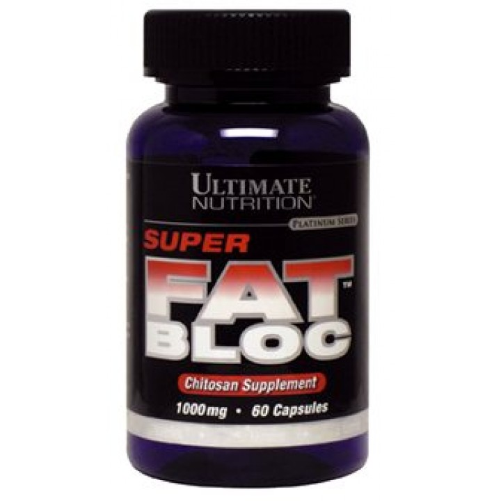 Хитозан Ultimate Nutrition Super Fat Bloc