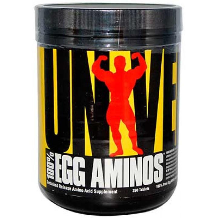 Аминокислоты 100% Egg Aminos