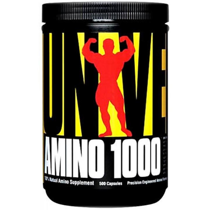 Пептиды Universal Nutrition Amino 1000