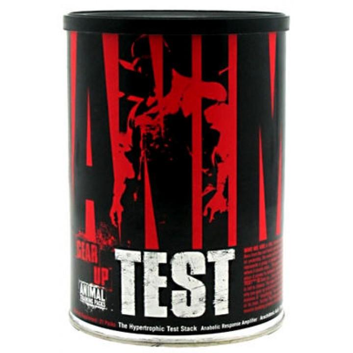 Повышение тестостерона Animal Test