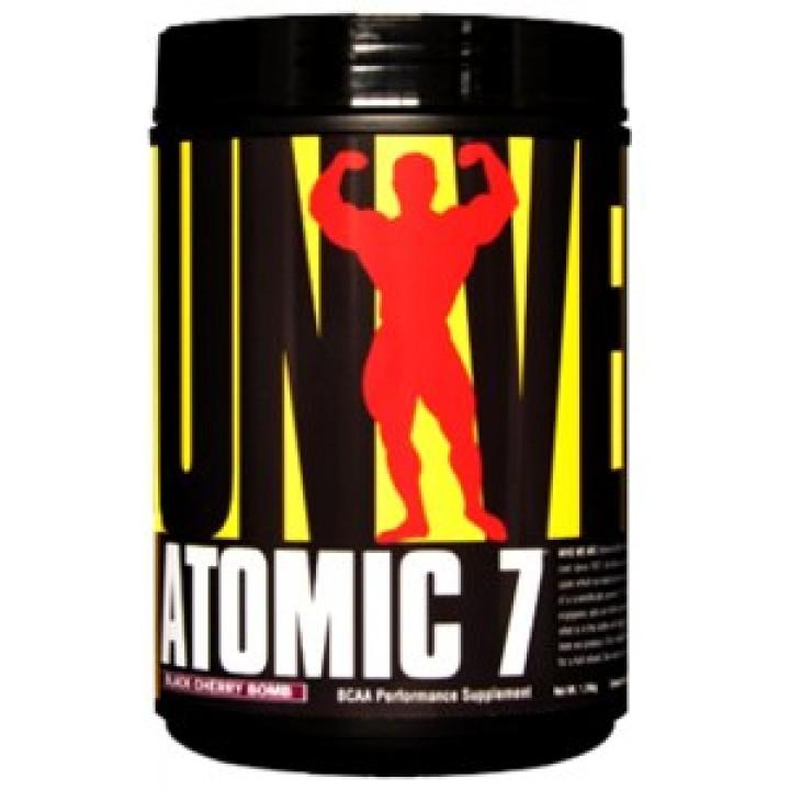 Аминокислоты BCAA Universal Nutrition Atomic 7