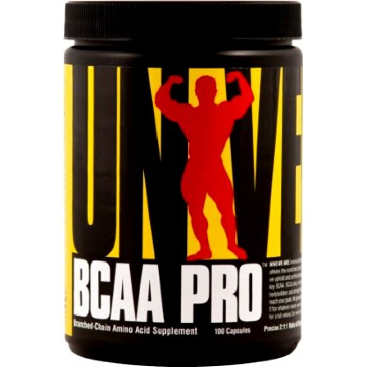 Аминокислоты Universal Nutrition BCAA Pro