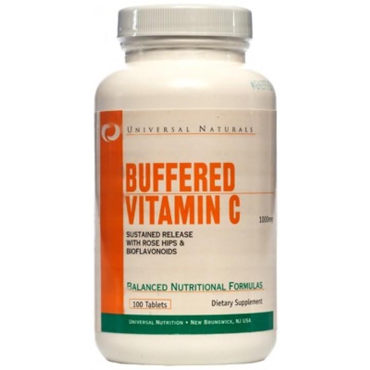 Витамин С Universal Nutrition Buffered Vitamin C