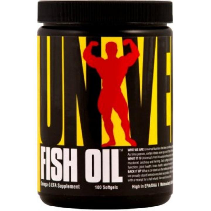 Рыбий жир Universal Fish Oil