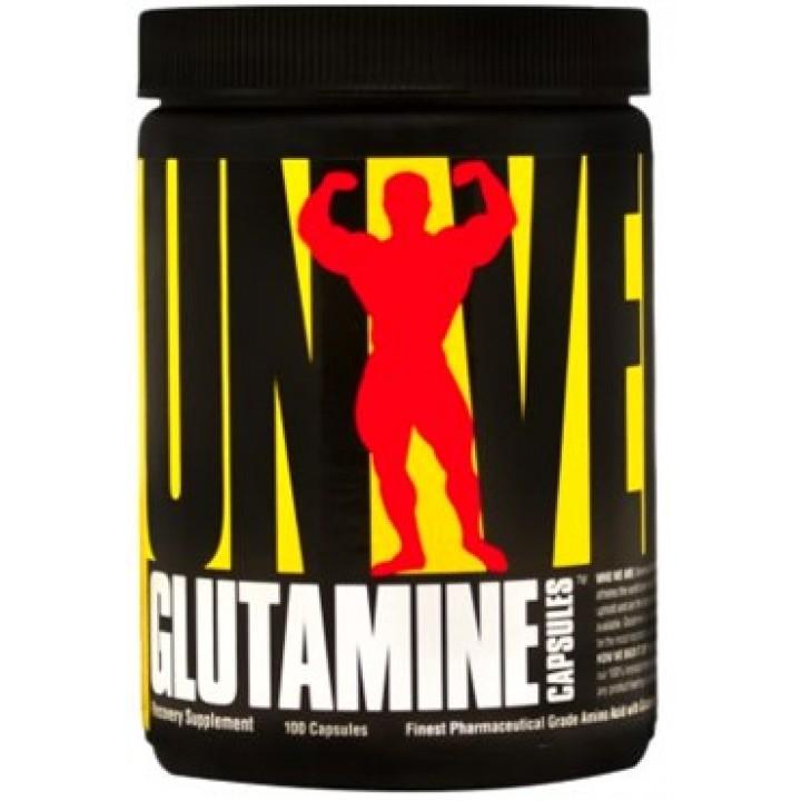 Глютамин Universal Nutrition Glutamine Capsules