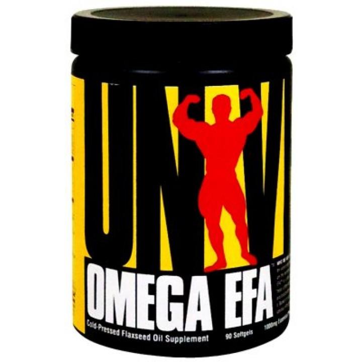 Жирные кислоты Omega EFA - Flaxseed Oil