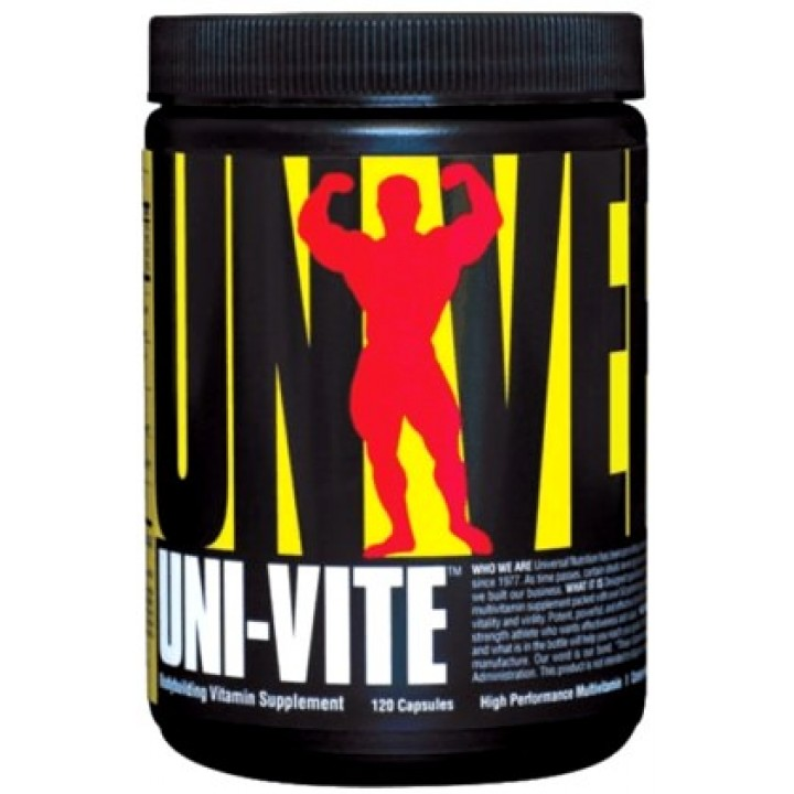 Витамины Universal Nutrition Uni-Vite