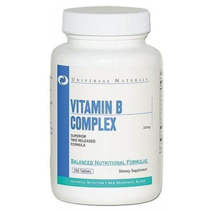 Витамины Б Universal Nutrition Vitamin B Complex